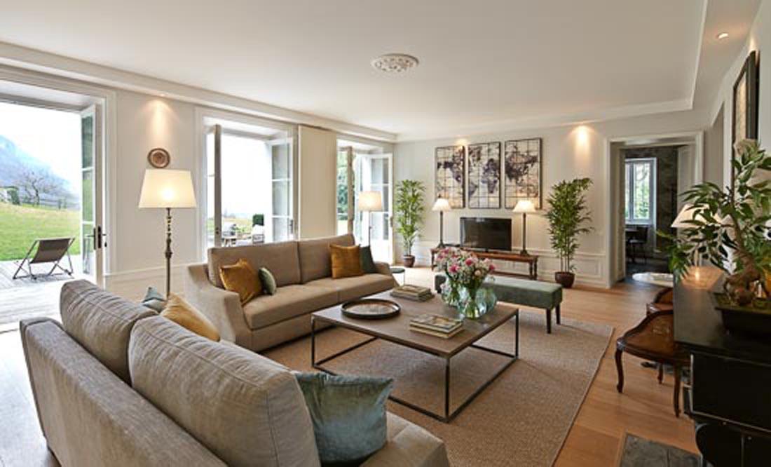 La Maison Bambou Living Room