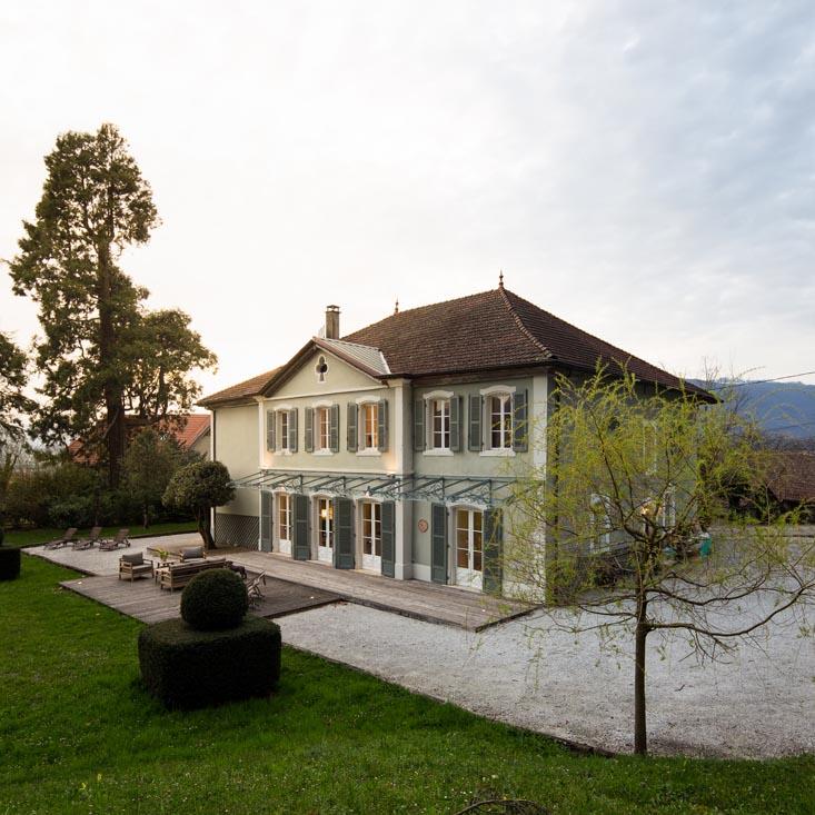 Location maison La Maison Bambou